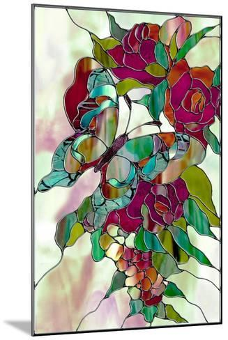 Changeling-Mindy Sommers-Mounted Giclee Print