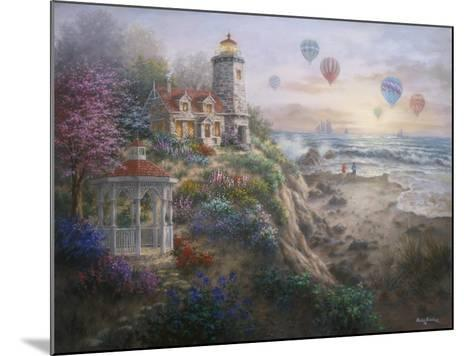 Charming Tranquility I-Nicky Boehme-Mounted Giclee Print