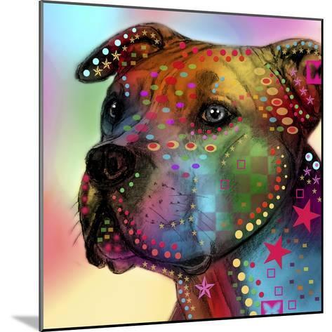Dog 2-Mark Ashkenazi-Mounted Giclee Print