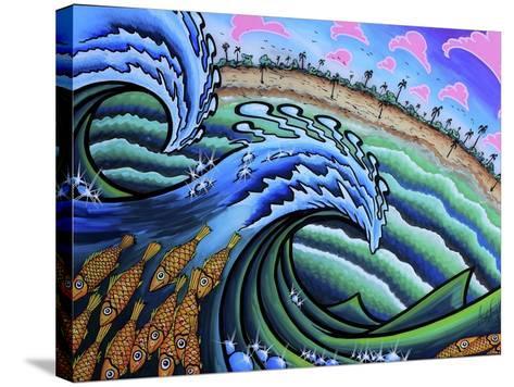 Canaria-Martin Nasim-Stretched Canvas Print