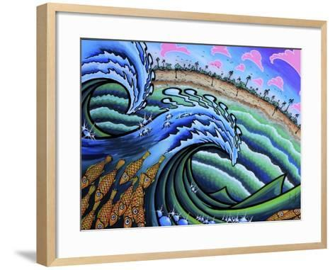Canaria-Martin Nasim-Framed Art Print