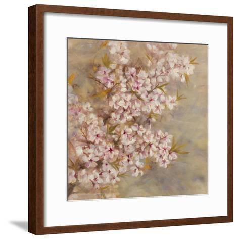 Cherry Blossom II-li bo-Framed Art Print