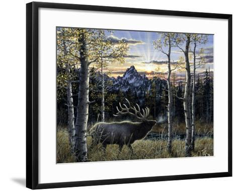 Dawn of Light-Jeff Tift-Framed Art Print