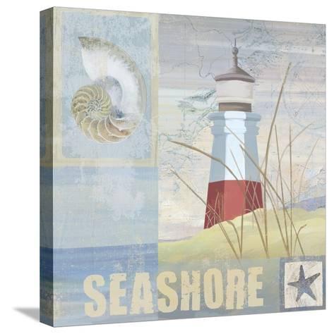 Coastal Beacon II--Stretched Canvas Print