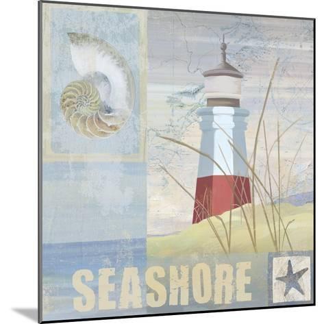 Coastal Beacon II--Mounted Giclee Print