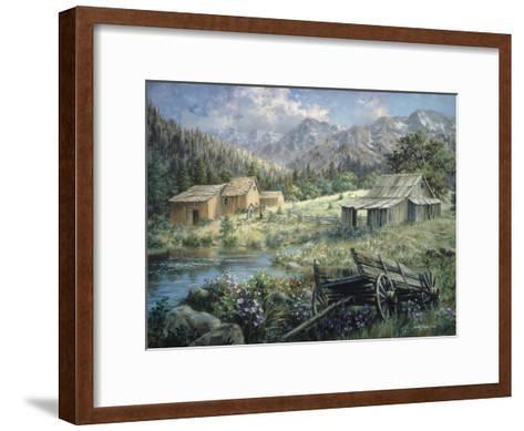 Country-Nicky Boehme-Framed Art Print