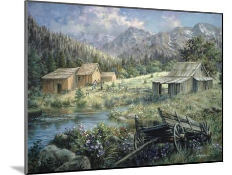 Country-Nicky Boehme-Mounted Giclee Print
