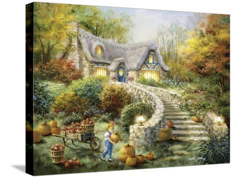 Country Harvest-Nicky Boehme-Stretched Canvas Print