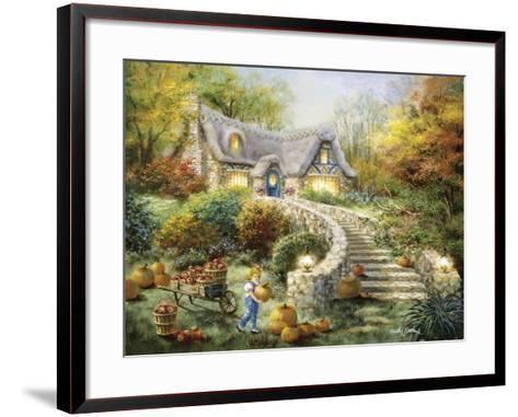 Country Harvest-Nicky Boehme-Framed Art Print