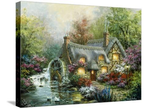 Country Retreat-Nicky Boehme-Stretched Canvas Print