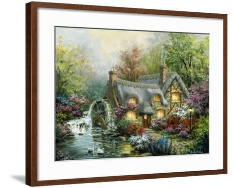 Country Retreat-Nicky Boehme-Framed Art Print