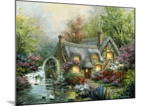 Country Retreat-Nicky Boehme-Mounted Giclee Print