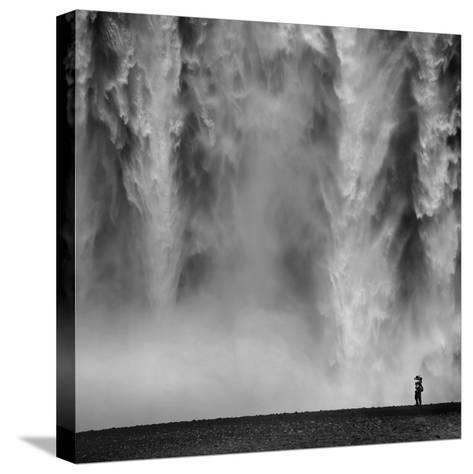 Iceland-Maciej Duczynski-Stretched Canvas Print