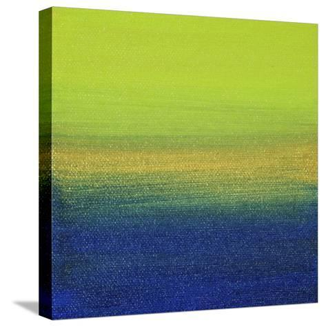 Dreaming of 21 Sunsets - XI-Hilary Winfield-Stretched Canvas Print