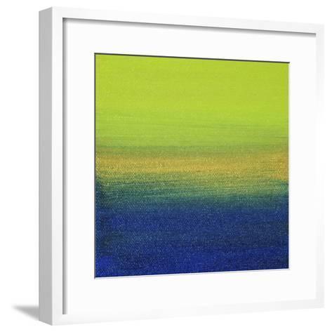 Dreaming of 21 Sunsets - XI-Hilary Winfield-Framed Art Print