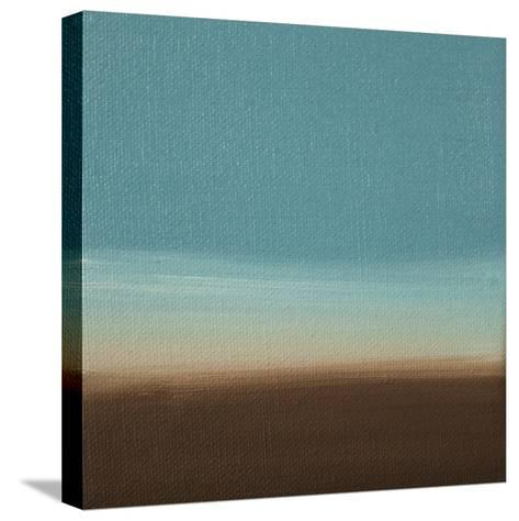 Dreaming of 21 Sunsets - XIV-Hilary Winfield-Stretched Canvas Print