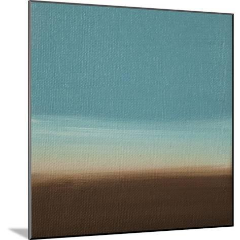 Dreaming of 21 Sunsets - XIV-Hilary Winfield-Mounted Giclee Print