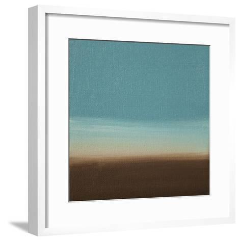 Dreaming of 21 Sunsets - XIV-Hilary Winfield-Framed Art Print