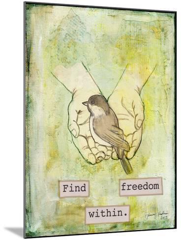 Find Freedom Within-Tammy Kushnir-Mounted Giclee Print