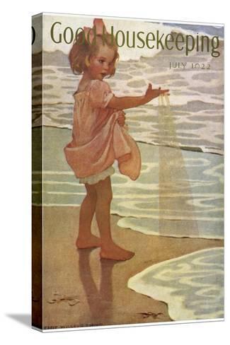 Good Housekeeping II--Stretched Canvas Print