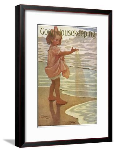 Good Housekeeping II--Framed Art Print