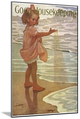 Good Housekeeping II--Mounted Giclee Print