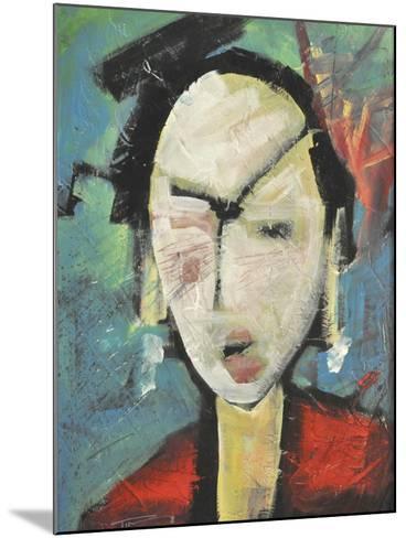 Geisha-Tim Nyberg-Mounted Giclee Print