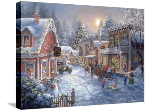 Good Old Days-Nicky Boehme-Stretched Canvas Print
