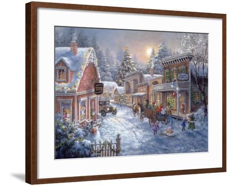 Good Old Days-Nicky Boehme-Framed Art Print