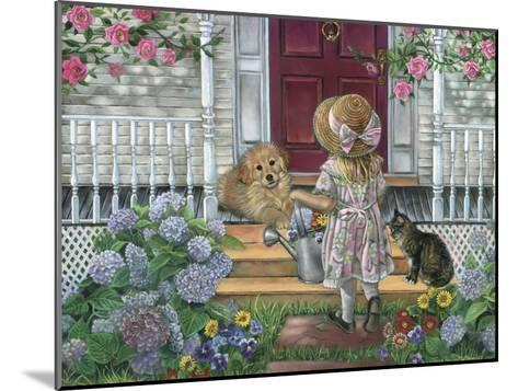 Home Sweet Home-Tricia Reilly-Matthews-Mounted Giclee Print