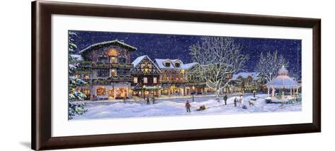 Hometown Holiday-Jeff Tift-Framed Art Print