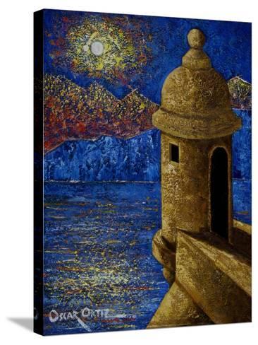 Fort-Oscar Ortiz-Stretched Canvas Print