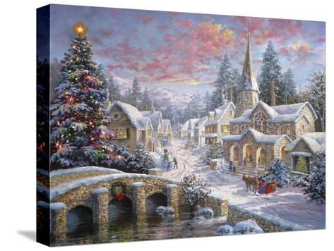 Heaven on Earth-Nicky Boehme-Stretched Canvas Print