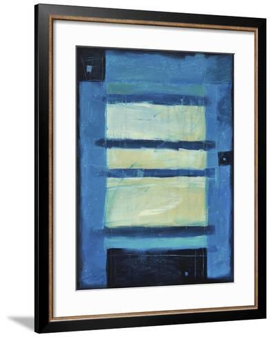 Hidden Moon-Tim Nyberg-Framed Art Print