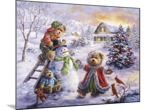 Fun Loving Merriment-Nicky Boehme-Mounted Giclee Print