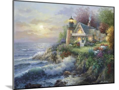 Guardian of the Sea-Nicky Boehme-Mounted Giclee Print