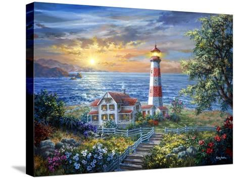 Enchantment-Nicky Boehme-Stretched Canvas Print