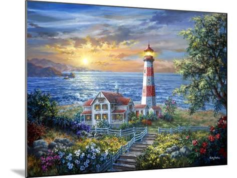 Enchantment-Nicky Boehme-Mounted Giclee Print