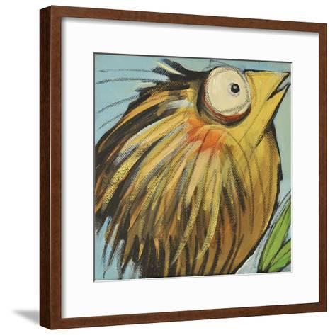 Feather Bird 25-Tim Nyberg-Framed Art Print