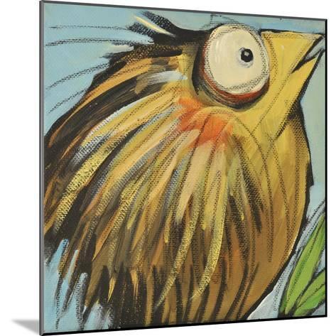 Feather Bird 25-Tim Nyberg-Mounted Giclee Print