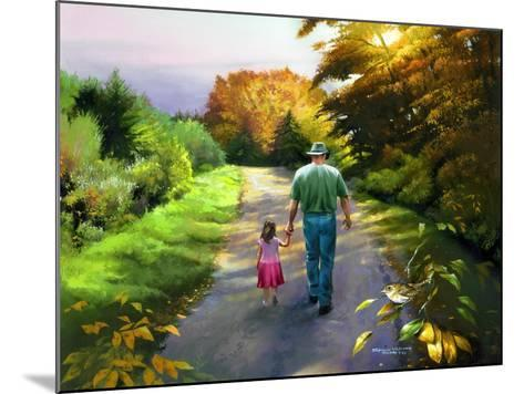 Hand in Hand-Spencer Williams-Mounted Giclee Print