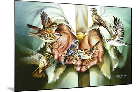 Hands-Spencer Williams-Mounted Giclee Print
