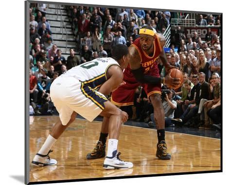 Cleveland Cavaliers v Utah Jazz-Melissa Majchrzak-Mounted Photo