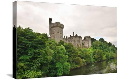 Lismore Castle, Lismore, Waterford County, Ireland-Guido Cozzi-Stretched Canvas Print