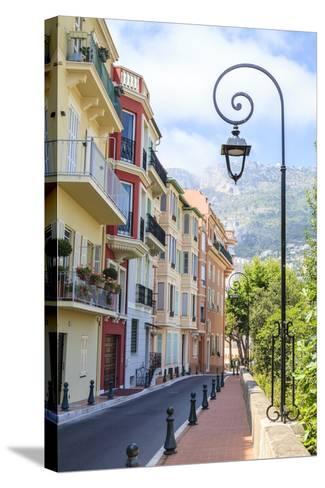 Monaco-Ville, Monaco, Cote D'azur-Fraser Hall-Stretched Canvas Print