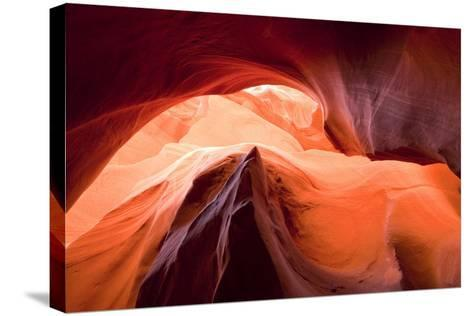Antelope Canyon, Page, Arizona-Paul Souders-Stretched Canvas Print