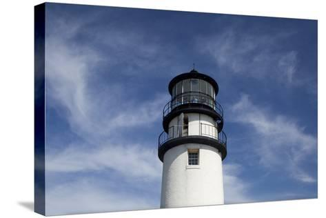 Highland Lighthouse, Cape Cod, Massachusetts-Paul Souders-Stretched Canvas Print