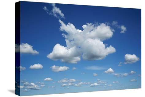 Cumulonimbus Clouds-Frank Krahmer-Stretched Canvas Print