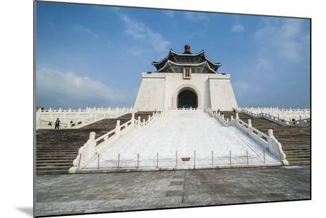 Chiang Kai-Shek Memorial Hall, Taipei, Taiwan, Asia-Michael Runkel-Mounted Photographic Print