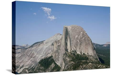 Half Dome from Glacier Point, Yosemite National Park, California, Usa-Jean Brooks-Stretched Canvas Print